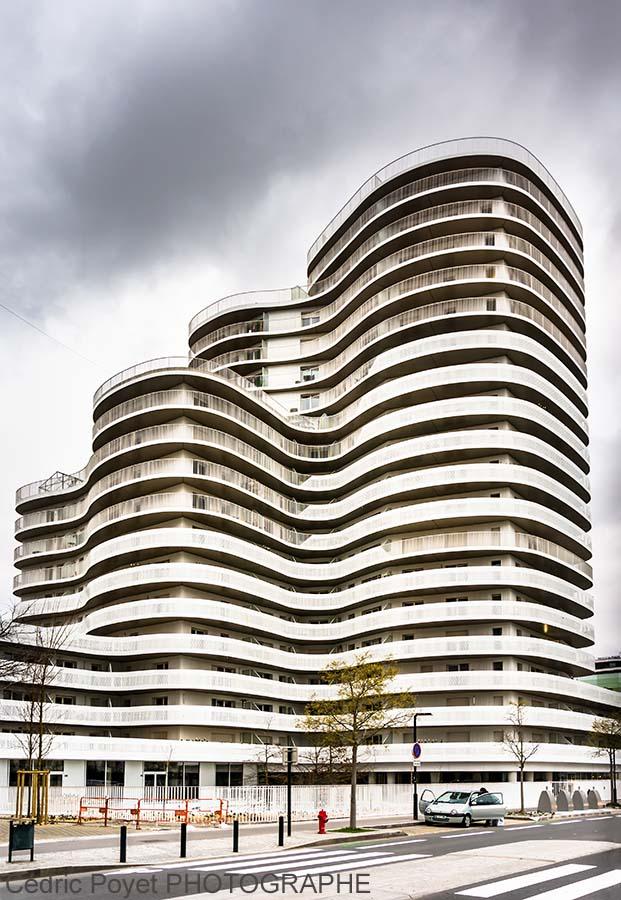 Photographe d 39 architecture en vend e nantes angers for Architecture nantes